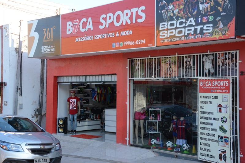 59de2c47b Loja Boca Sports promoverá neste sábado (9) um delicioso café da manhã para  clientes e torcedores do União E.C - Portal MT